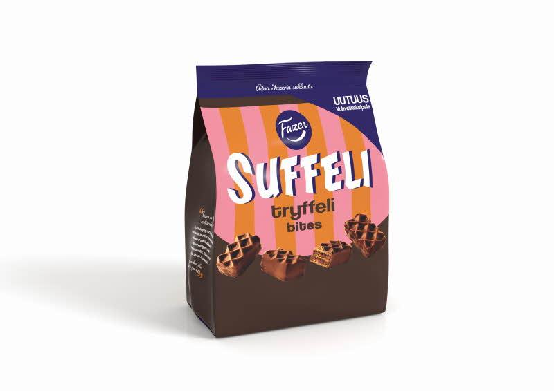 SUFFELI TRYFFELI op2 JPG Rakastetut Fazerin makeiset Julia ja Suffeli nyt kekseinä