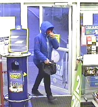 Kauklahden+ryöstö+26102013 Tunnistatko hänet?   Ota yheyttä poliisiin