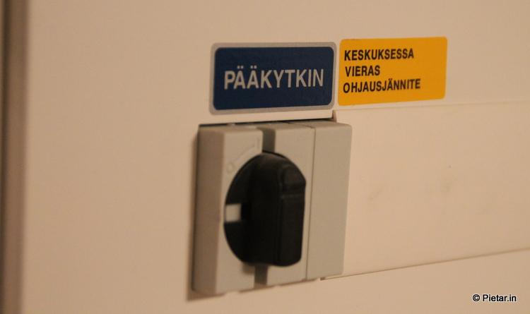 IMG 9468 Lahjoittaja maksoi laskut   Turkulaisvanhus saa sähköt