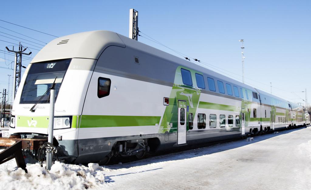 Ohjausvaunu 1 Mies kuoli junan alle   Poliisi pyytää apua tunnistamisessa