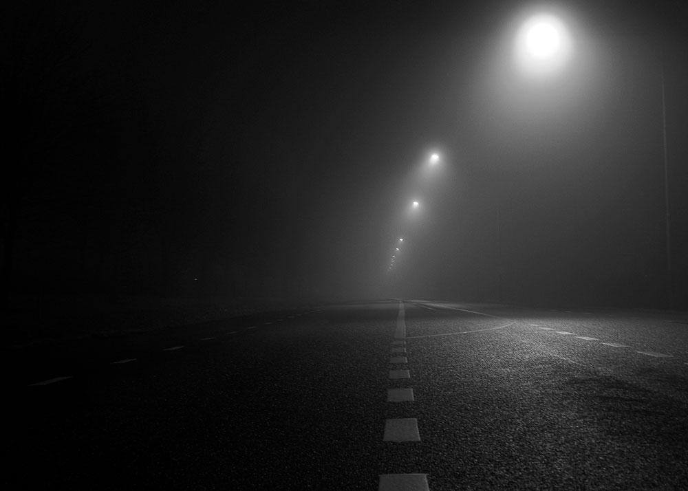jan 31 dark road Kesäsade