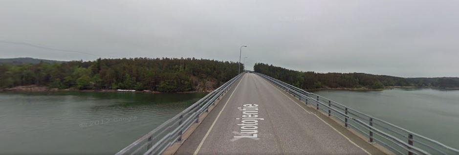 silta Pääkallo vaatetus   Tuntematon ruumis löytyi nimettömän saaren rannasta