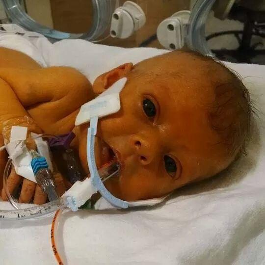 06hL61k Vauvansa menettänyt isä esitti koskettavan toiveen – sai huikean vastauksen