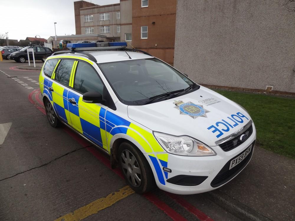 Cumbria police car e1409224629303 Kaupunki pelkäsi rasistiksi leimautumista   1 400 lasta joutui seksuaalirikoksen uhreiksi