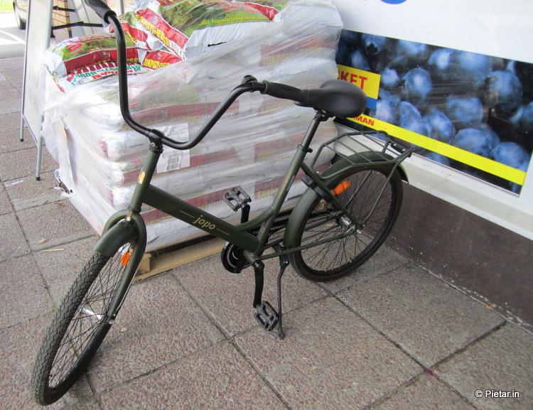 IMG 1370 Varastettu pyörä myynnissä netissä – Nainen soitti myyjälle ja sopi tapaamisen