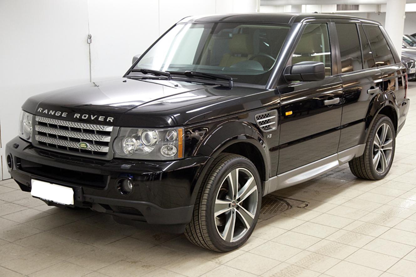 Range+Rover+edestä Hän ei ole Jorma Pesonen   Tunnistatko arvoauton itselleen huijanneen miehen?