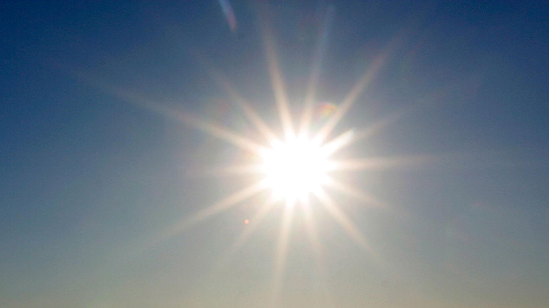 aurinko Vanha palomiesten kikka viilentää helteellä