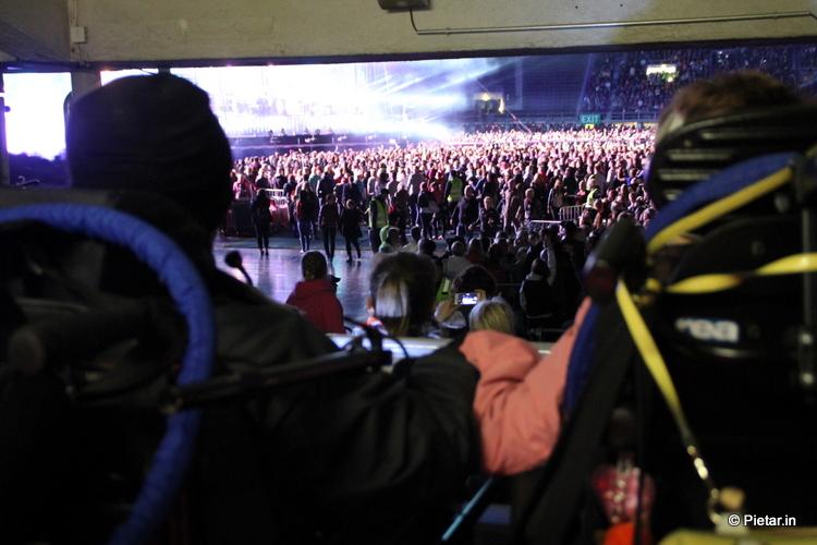 IMG 3797 Cheek olympiastadionilla, sekä muut Helsingin kokemukset