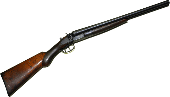 lc smith shotgun flat 83 vuotias ampui haulikolla poliisia kohti