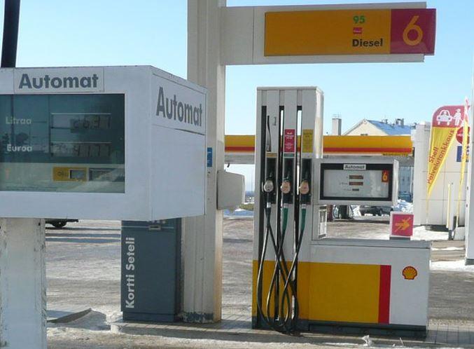 shell Juoksubensat ottaneen nolo moka   Tankkasi väärää polttoainetta