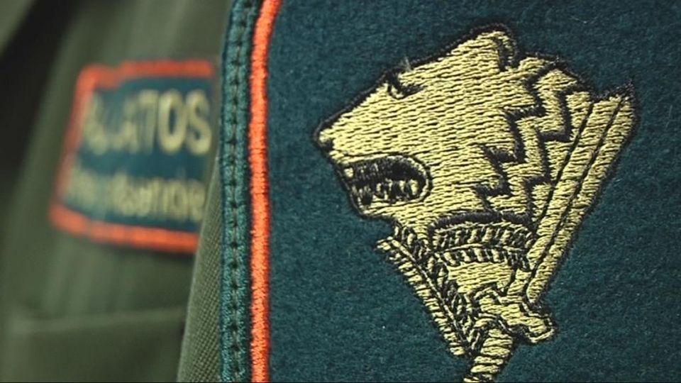 Rajavartiosto rajavartija 240113 HH Brittiläiset suunnistajat kävivät salaa oluella Venäjällä