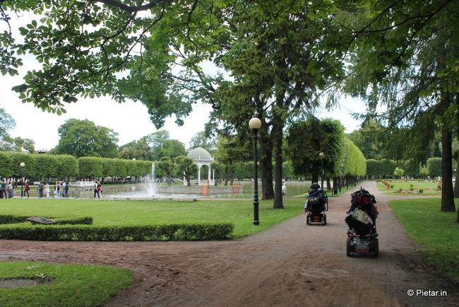 IMG 7612 Puisto, museo, shoppailua...   Reissu Tallinnaan meni näin