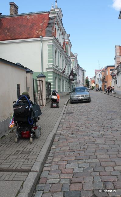 IMG 7650 Puisto, museo, shoppailua...   Reissu Tallinnaan meni näin